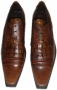 Men's Pelle Brown Shoe
